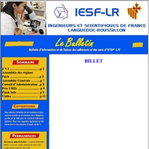 Bulletin 52 juillet 2014