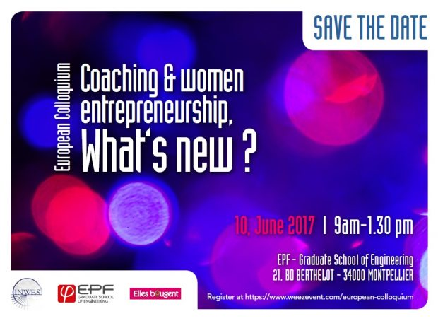 « Coaching & women entrepreneurship, what's new ? »