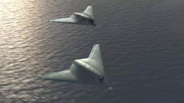 Visio conf / AAE: Les grands drones