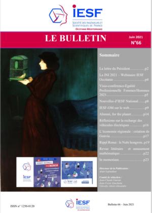 Bulletin IESF-OM N° 66/ Juin 2021