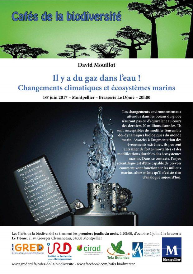 Changements climatiques et écosystèmes marins