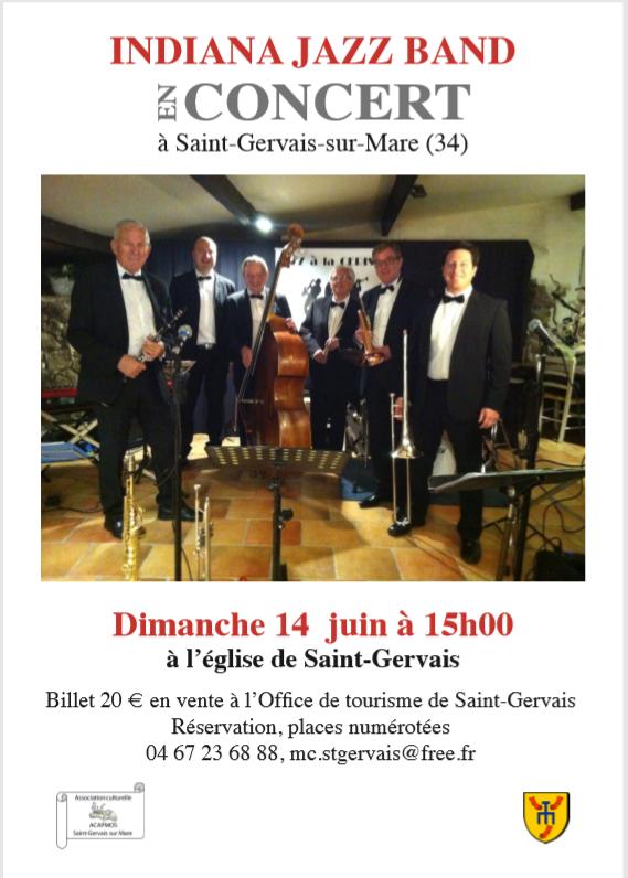 Festivités à St Gervais