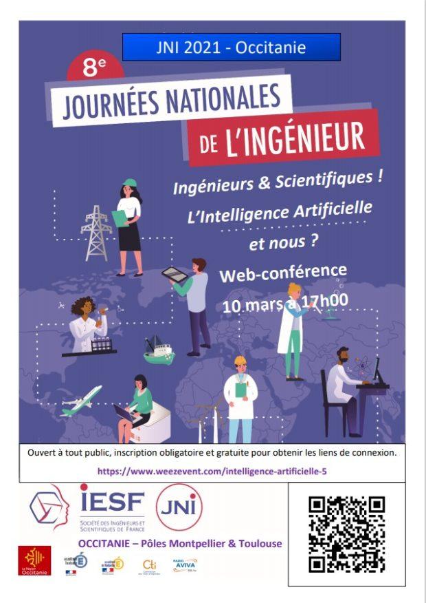 Journée Nationale de l'Ingénieur-2021