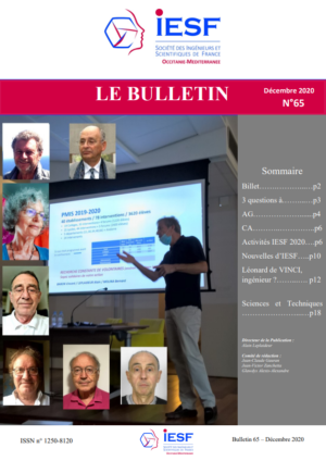 Bulletin IESF-OM N° 65-Décembre 2020