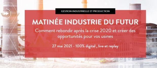Matinée Industrie du Futur