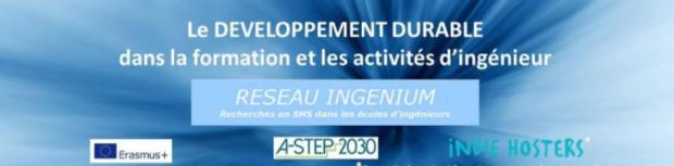 Colloque Ingenium Développement durable