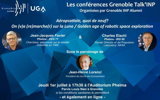 Conférence Grenoble Talk'INP